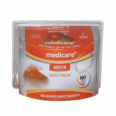 MEDICARE REUSABLE HEAT THERAPY PACK (NECK)