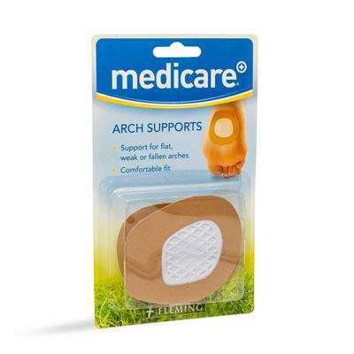 MEDICARE ARCH SUPPORTS 2'S