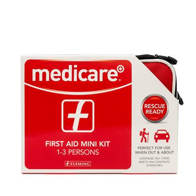 MEDICARE MINI FIRST AID KIT