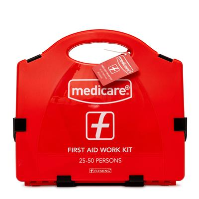 MEDICARE FIRST AID WORKPLACE HSA 26-50 PERSON KIT