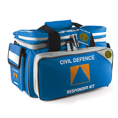 CIVIL DEFENCE RESPONDER FIRST AID BAG