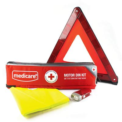 MEDICARE FIRST AID MOTOR DIN KIT