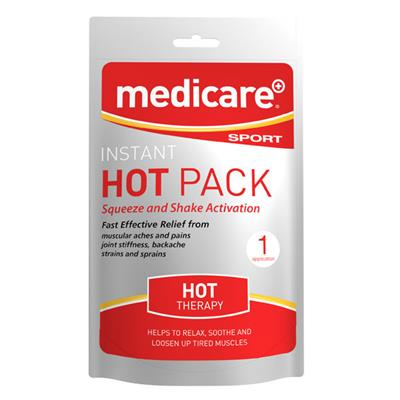 MEDICARE FOIL INSTANT HOT PACK (DISPLAY OF 10)