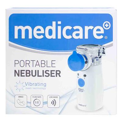 MEDICARE ULTRASONIC PORTABLE NEBULISER
