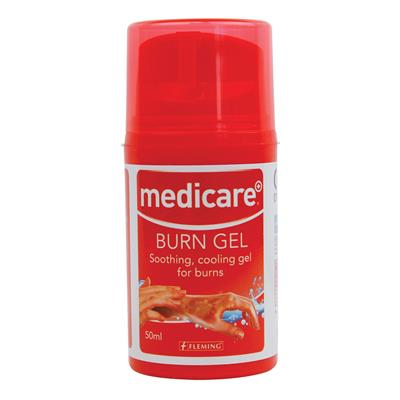 MEDICARE BURN GEL 50ML SPRAY