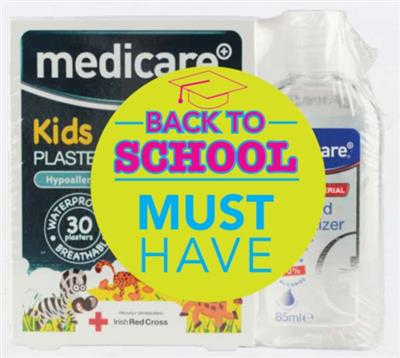 MEDICARE BACK TO SCHOOL MUST HAVES