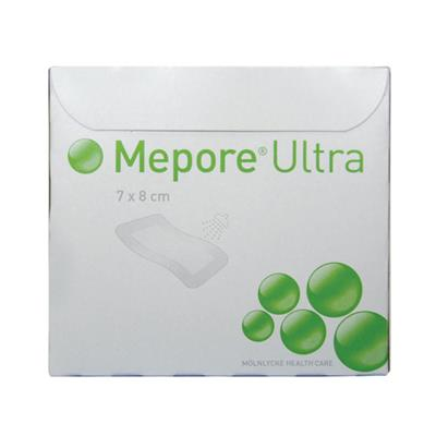 MEPORE ULTRA WATERPROOF DRESSING 7X8CM (BOX OF 60)