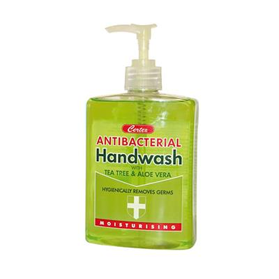 CERTEX ANTI-BACTERIAL HANDWASH - TEA TREE 500ml