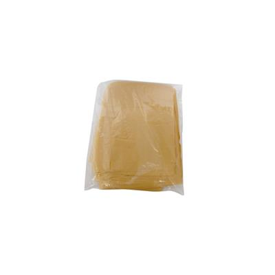 "OMEGA ORANGE ALGINATE LAUNDRY BAGS 15""x20""x27"" (500'S)"