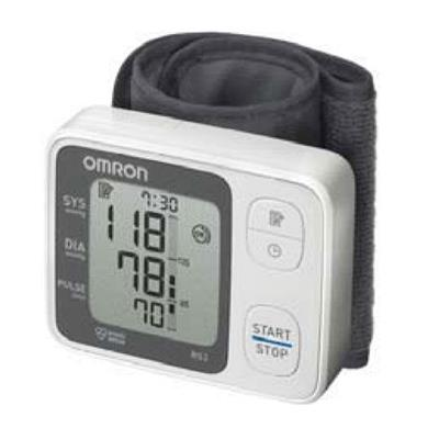 OMRON RS3 PLUS WRIST BLOOD PRESSURE MONITOR