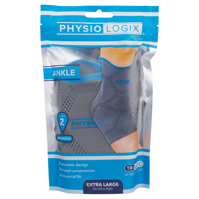 PHYSIOLOGIX ADVANCED ANKLE SUPPORT - EXTRA LARGE