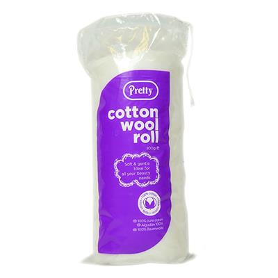 HOSPITAL COTTON WOOL 100GM