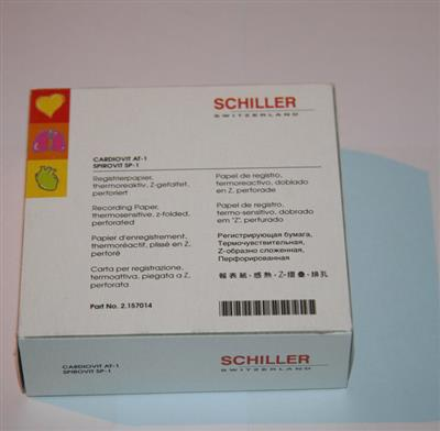 SCHILLER ECG PAPER FOR AT-1 & SP-1