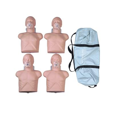 SIMULAIDS ADULT FACE SHIELD LUNG SYSTEM (100'S)