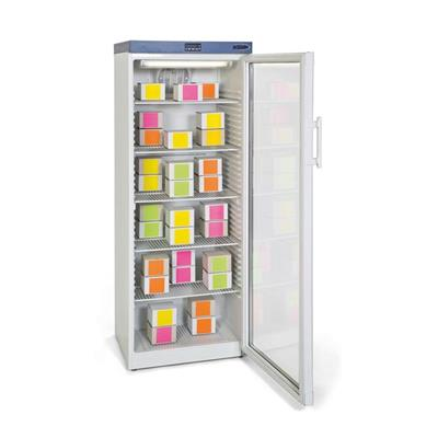 SHORELINE 335L PHARMACY FRIDGE (GLASS DOOR)