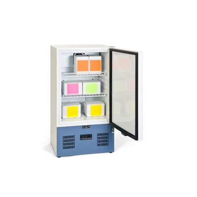 SHORELINE 45L SOLID DOOR PHARMACY FRIDGE