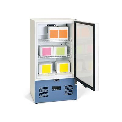 SHORELINE 75L SOLID DOOR PHARMACY FRIDGE