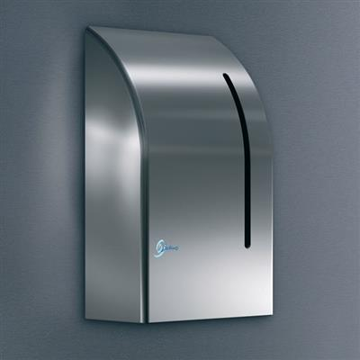 SATINO STAINLESS STEEL HAND TOWEL DISPENSER