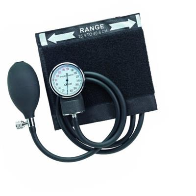 TIMESCO CORAL SHOCK PROOF ANEROID SPHYG PALM HELD
