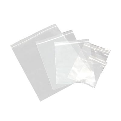 ZIPLOCK PHARMACY BAG 19 X 12.5cm 500's