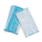 DISPOSABLE 3 PLY SURGICAL FACE MASKS - PK 50